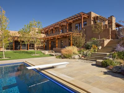 Photo for Monte Verde Villa - sweeping views of the city and surrounding mountains