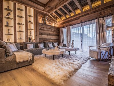 Photo for Charming new chalet, 5 bedrooms in the village Praz