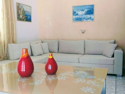 Photo for Maria N5 apartment in Skiathos with WiFi, air conditioning & balcony.