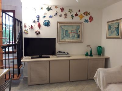 Photo for Holiday house with panoramic sea view