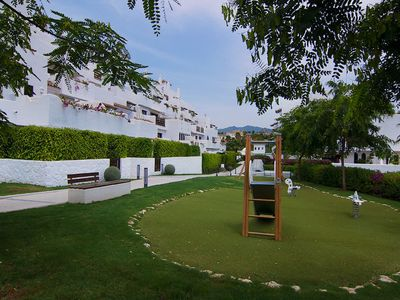 Photo for Apartment Golf Hills in Estepona - 4 persons, 2 bedrooms