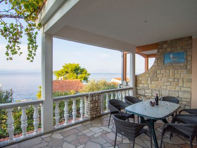 Photo for Apartment 00602STOM  A2(2+3)  - Stomorska, Island Solta, Croatia