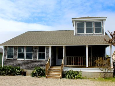 Photo for Beach Point 3 BD--Deck, Outdoor Shower, Walk to Water