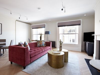 Photo for Sunny 1BR in Covent Garden by Sonder