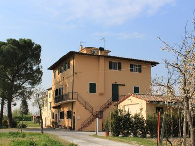 Photo for APARTMENT IN THE TUSCAN COUNTRYSIDE