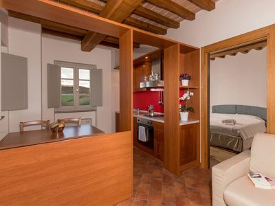 Photo for Apartment in Gubbio with Internet, Air conditioning, Parking (921446)