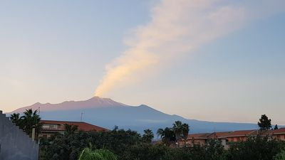 Photo for Marigrè Beautiful holiday home by the sea with garden and Etna view from 2 to 8 people