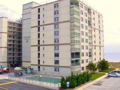 Photo for Sandpiper Dunes, Ocean City, MD, USA 1Br/1.5Ba Direct Ocean front
