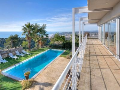 Photo for Villa With Private Pool And Great Views & Big Garden