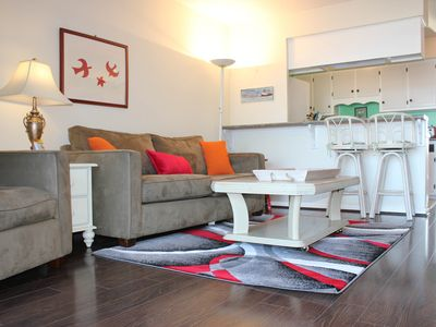 Photo for Great Ocean & Beach Views! King-Size Bed; Wifi