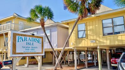 Welcome to Paradise Isle!