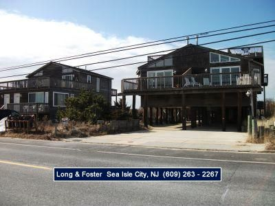 Photo for Expansive ocean and bay views, plus the Atlantic City skyline at night!