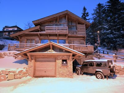 Photo for LUXURY CHALET in the PYRENEES, Font-Romeu City Center, Free Wifi
