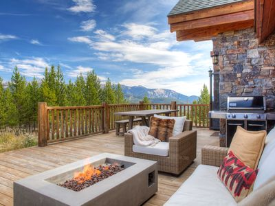 Photo for 5BR House Vacation Rental in Big Sky, Montana