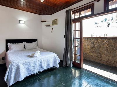 Photo for Rustic studio apartment with small balcony in Copa for 5 persons!