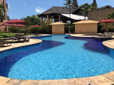 Photo for Charming Apt, 4 Bedrooms - Full Water Park Front