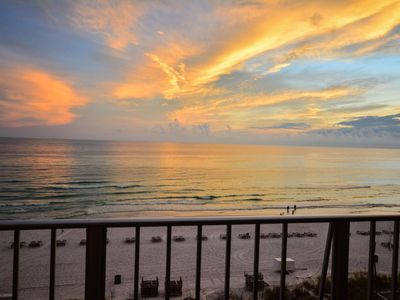 Photo for Scenic views of the coast and beaches from your 6th floor balcony. Sleeps up to 10.
