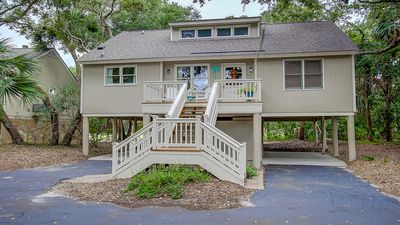 You have found the perfect beach cottage! Golf View, Bikes, & Xbox