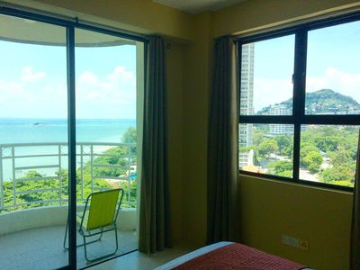 Photo for Cozy seaview condo in Tg Bungah Penang