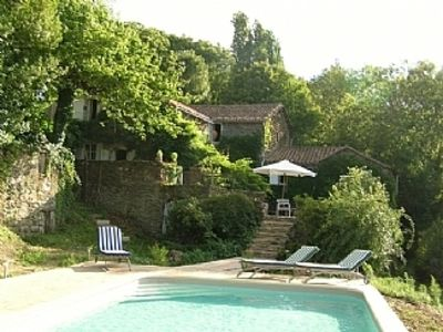 Photo for 16th Century Farmhouse with Heated Private Pool and Uninterrupted Views