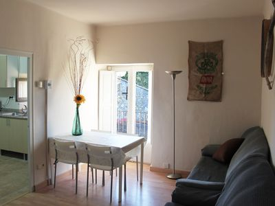 Photo for Quiet apartment in Terrades, in the interior of the Empordà