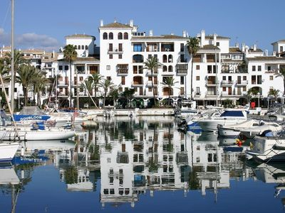 Photo for 3BR Apartment Vacation Rental in Puerto del al Duquesa, Manilva