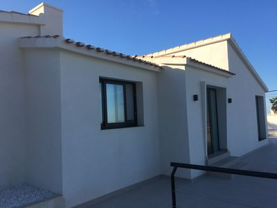 Photo for Villa Natura - Chalet for 6 people in Dénia with private pool