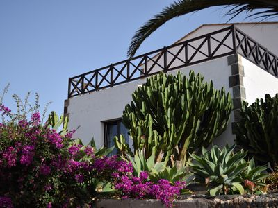 Photo for Quiet villa in La Oliva, Fuerteventura.