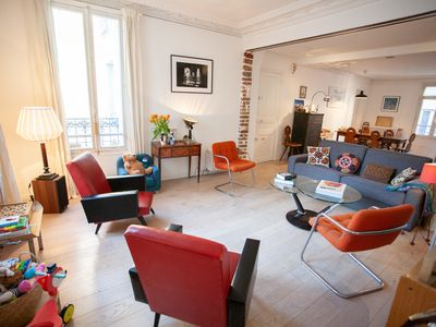 Photo for apartment / house of charm on the outskirts of Paris