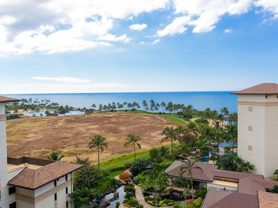Photo for 2 Bed, 2 Bath Ocean and Pool View Penthouse (O1001)