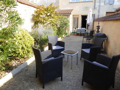 Photo for HOUSE city center Bergerac 4 bedrooms and 4 bathrooms - toilet
