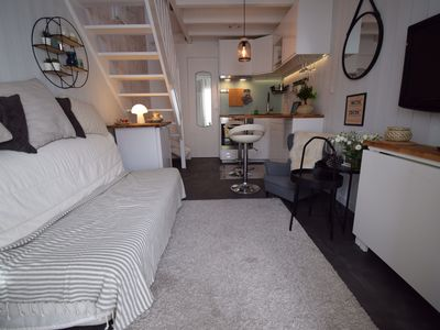 Photo for Arcachon's favorite: cozy studio house, everything on foot