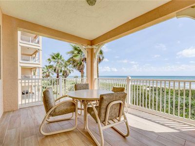 Photo for 831 Cinnamon Beach, 3 Bedroom, Sleeps 8, Ocean Front, 2 Pools, Elevator
