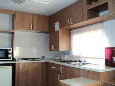 Photo for Camping Bellevue *** - Mobile Home Dordogne 3 Rooms 5 People