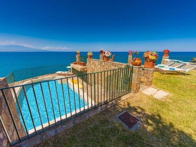 Photo for Holiday house Agnone Bagni for 14 persons with 6 bedrooms - Holiday house