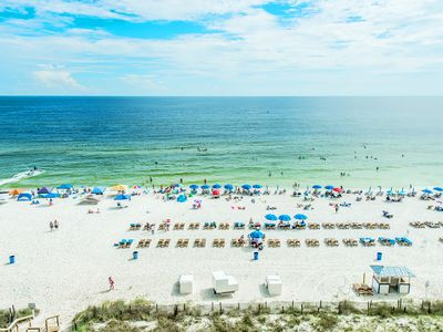 Photo for ☀BeachFT for 7 @ Majestic Beach 2-603☀5 Pools! Aug 24 to 27 $630 Total! Fun Pass