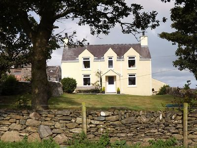 Photo for PENTREHEULYN, pet friendly, with open fire in Carreglefn, Ref 1008966