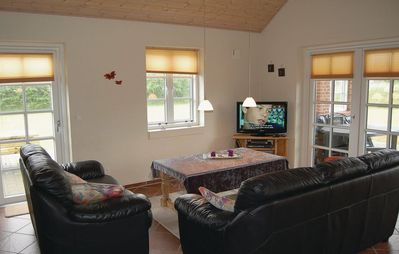 Photo for House in Tarm with Internet, Terrace (238041)