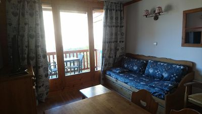 Photo for 2 rooms 4 people 3* exposed North
