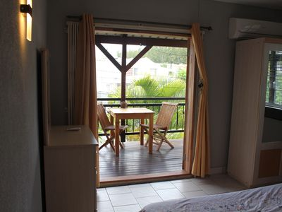 Photo for apartment for 2 to 4 people one minute walk from the beach