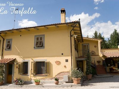 Photo for Holiday apartment San Miniato for 1 - 6 persons - Holiday apartment