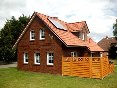 Photo for All in! Allergen arm, family-friendly holiday house in the center of East Frisia