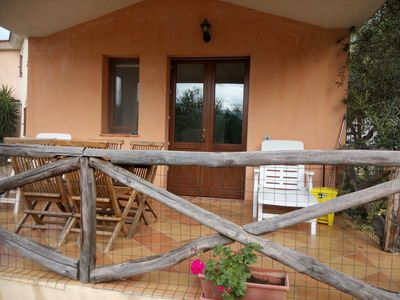 Photo for Country Villa - Newly renovated house with garden 2 km from the sea.