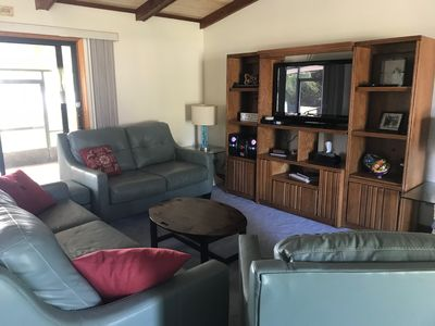 Photo for Beautiful Fishing Lake Front Home, Close To Beaches And Theme Parks, Sleeps 6.