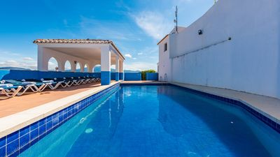 Photo for Holiday Home near the beach with barbecue and garden in Almáchar