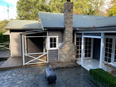 Photo for Fully renovated 1940s cottage in Warburton