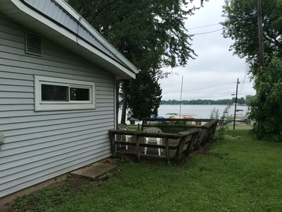 Photo for Cozy Cottage On crystal Lake