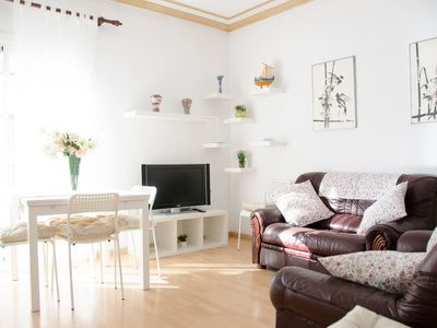 Photo for FLAT IN SITGES, 3 BEDROOMS.