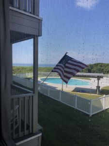 Photo for Crystal Coast Atlantic Beach. Oceanfront with private beach access