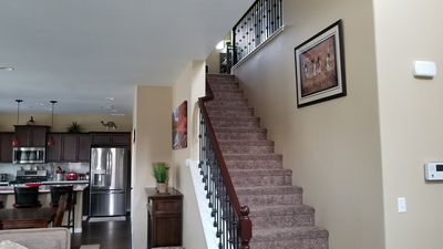 Staircase to 2nd Floor Landing
